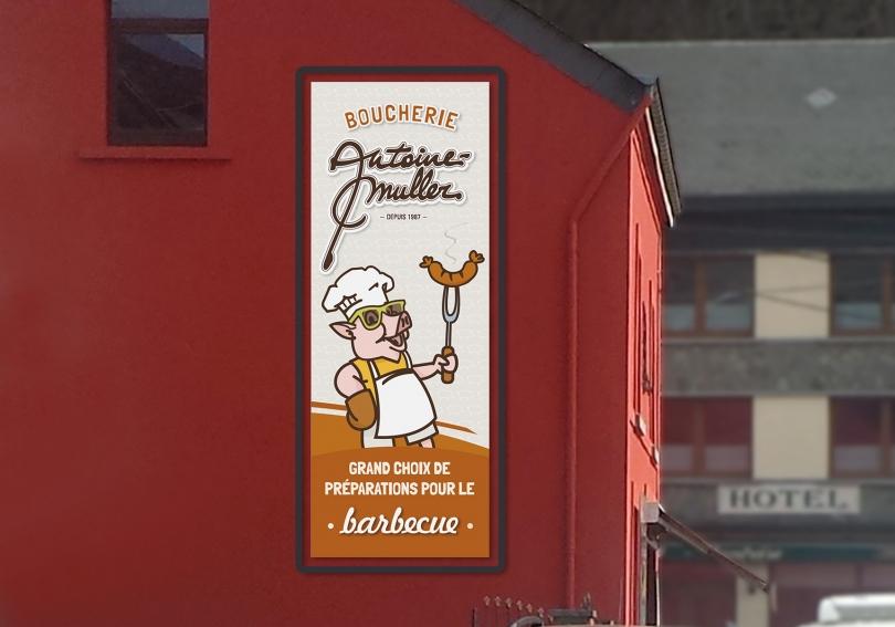 Boucherie Antoine-Muller