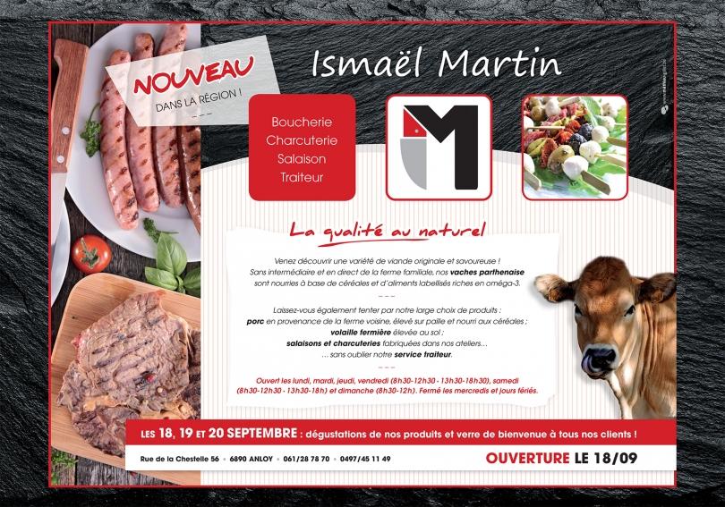 Ismaël Martin